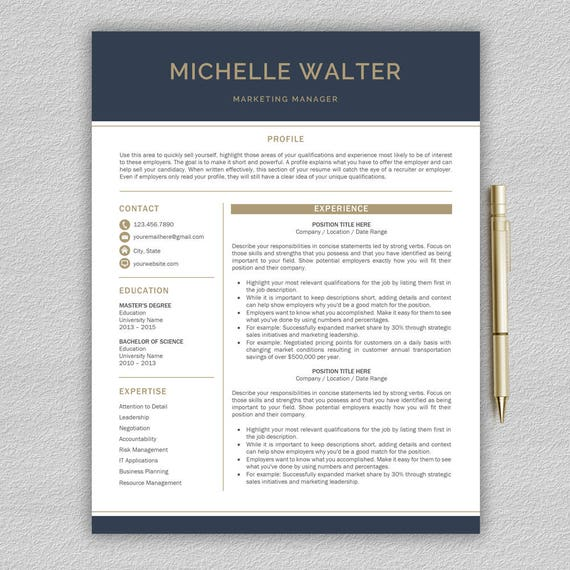 modern resume template professional resume template word cv template creative resume template modern cv templates two page resume