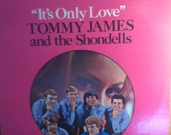 Tommy James And The Shondells It's Only Love Vinyl Rock Record Album