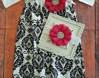 Baby Girl Dress-Baby Girl Maxi-Dress-Baby Dress-Baby Maxi-Dress-Infant Dress-Infant Maxi-Dress-Long Baby Dress-Long Infant Dress