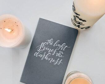 Custom Prayer Journal