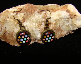 Spotty Hook Earings