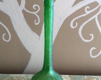 One of a kind Vintage hand blown vase
