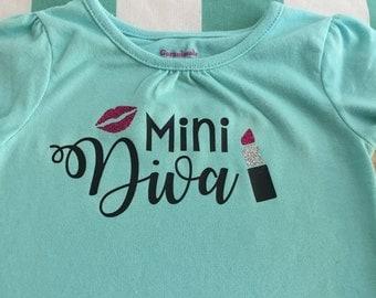 Mini Diva Shirt/Onesie