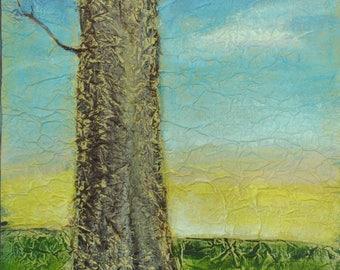 "Original Acrylic Painting, """"Morning Sky"", 18""x24"""