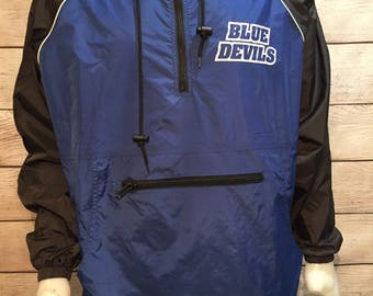 Awesome Duke University Blue Devils Rain Jacket by Port and Company