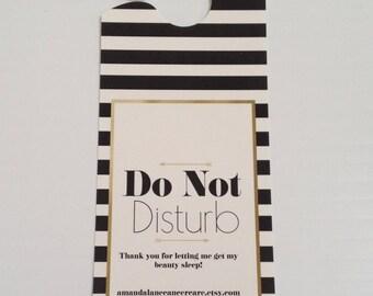 Do Not DisturbDoor HangerDo Not Disturb SignDoor SignSpa  sc 1 st  Etsy & Do not disturb sign | Etsy
