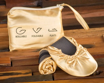 Rollable Flats, Fast Flats, Roll Up Flats, Roll Up Shoes, Fold Up Ballet Flats, Fold Up Pumps, Purse Flats, Fold Up Slipper, Ballerina Flats