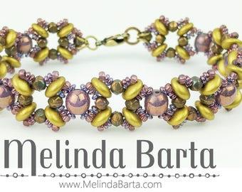 Montane BEAD KIT + PATTERN by Melinda Barta