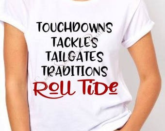 Touchdowns Tackles Tailgates Traditions