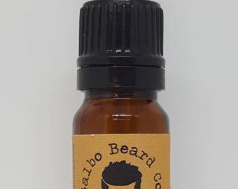 Natural Beard Oil. (No 1) Sandalwood and Grapefruit. Masculine Scent. Natural Beard Oil. Essential Oils. Mens Gift. Made with Argan Jojoba
