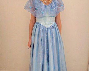 Handmade Cinderella Dress Size 8