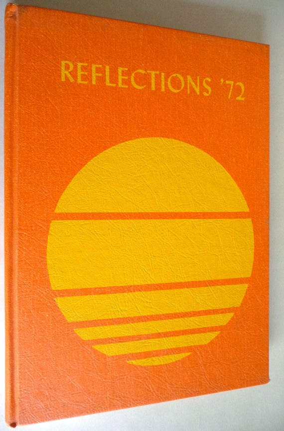 John Adams High School Yearbook (Annual) 1972 - Reflections Volume III Portland, Oregon OR Multnomah County