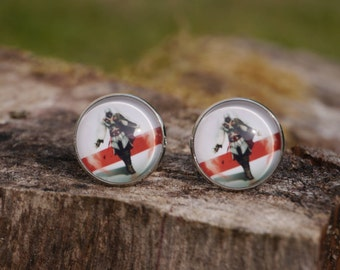Assassin's Creed Cufflinks - Video Games - PS4