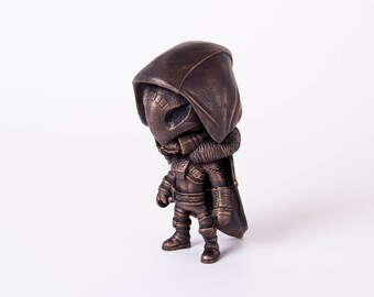 Destiny Inspired Figure - AGED BRONZE