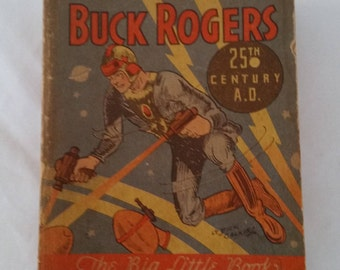 Buck Roger 25 Century AD, Big Little Book