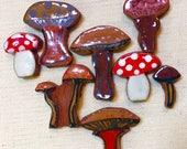 Mellow Mushrooms Handmade...
