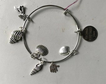 Sea Shells Bangle