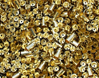 380 Once Fired Brass 500+, Cleaned, Polished, Reloading Brass, Crafting Brass