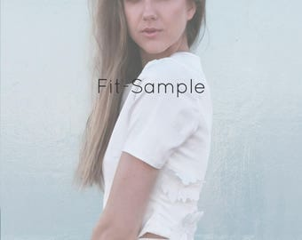 Fit sample for Lili Top