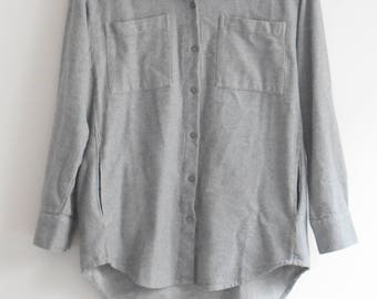 Madewell Soft Spun Button-down (with Pockets)
