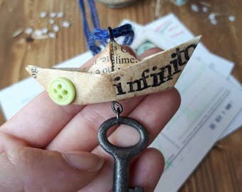 """Collection """"DREAMS Aboard"""" Boat """"Infinity"""""""