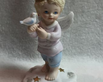 Tender Hearts Collection - 'Come Fly with Me' Angel (#030)