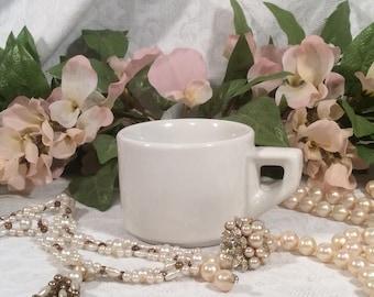 ACF, Made in Italy, Espresso Demitasse/Mug, Restaurant Ware