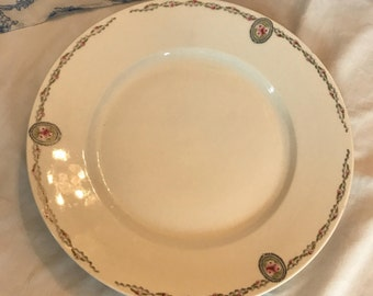Selb Barvaria White Plate. Dinner Plate. Serving Plate.