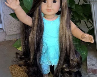 "BUILD - A - DOLL  Custom One Of A Kind (OOAK) 18"" Dolls That You Design!"