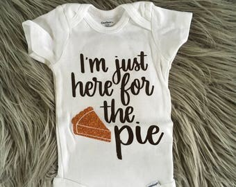 Thanksgiving Onesie Etsy