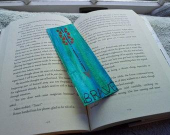 Brave Bookmark - Merida Inspired