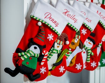 family christmas stockings christmas stockings stockings custom stockings gifts for boyfriend gifts