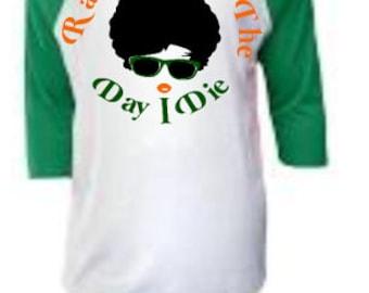 FAMU Rattler til I die shirt