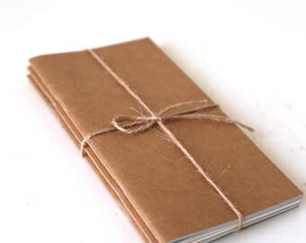Standard Traveler's Notebook Insert/Midori Refills/Midori Insert /Traveller's Refill/Paper Refill for Midori