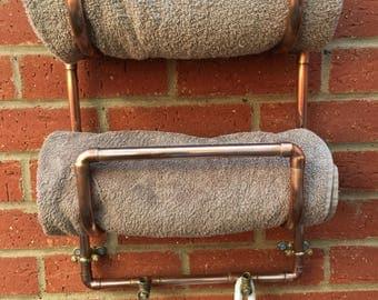 Towel Rail Etsy