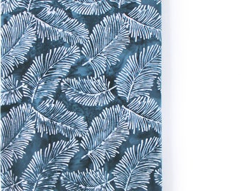 palm tree batik decorative pillow cover | cushion cover | pillow sham | throw pillow cover