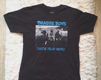 Beastie Boys/Beastie Boys shirt/Beastie Boys Check Your Head