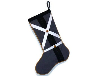 West Point Cadet Uniform Christmas Stocking