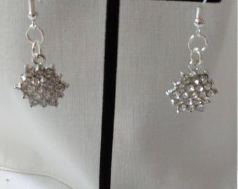 Dressy Rhinestone Earrings
