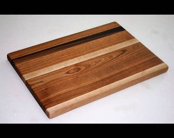 Cherry/Maple/Walnut Cuttingboard