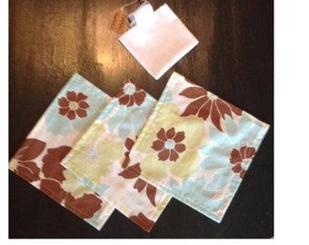Reusable Handkerchief/Napkin--zero waste