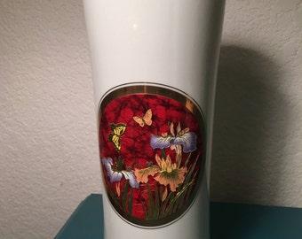 Large Chokin vase made in Japan