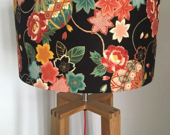 Oriental Japanese Lampshade