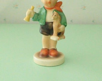 "Hummel Figurine 1967 ""Boy with Horse"""