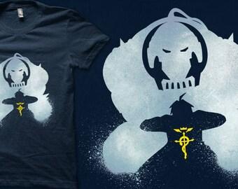 Fullmetal Alchemist T-Shirt | Little Brother