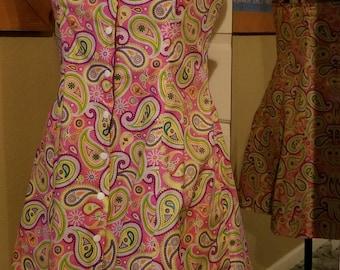 Reversible Sun Dress size 4