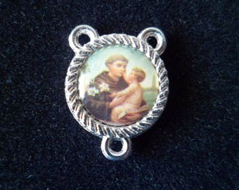 1 connector Rosary Saint Anthony