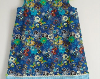 BUTTERFLIES, T-4 years dress