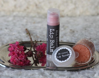 All Natural Lip Care Combo