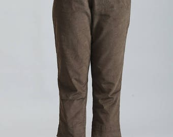 Women's Khaki Pencil Pant